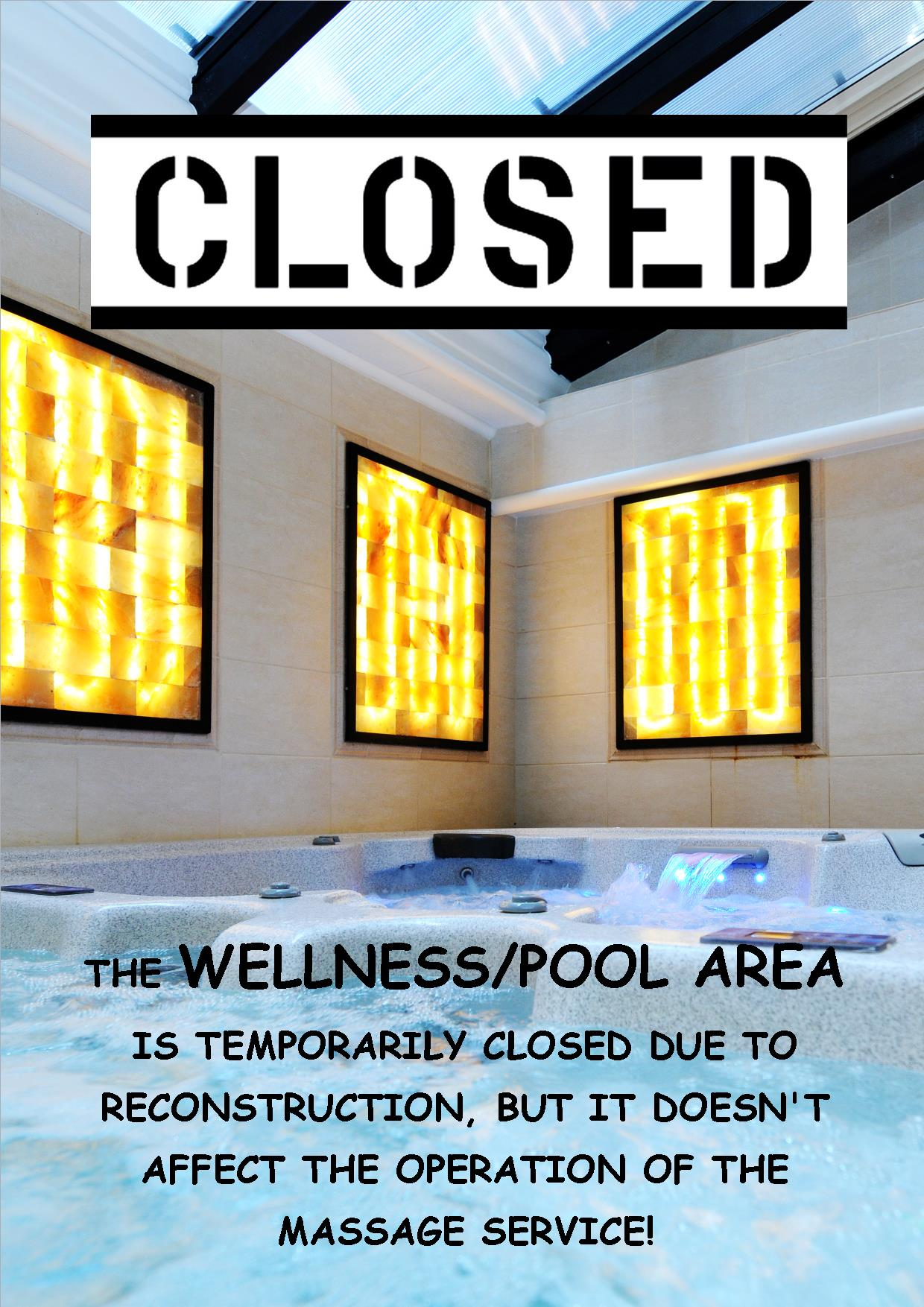 Wellness Closed